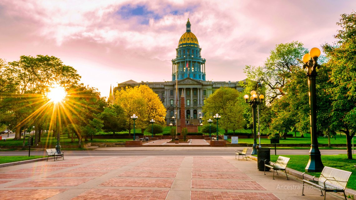 The State Capitals: Colorado