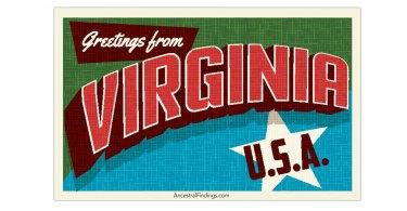 American Folklore: Virginia