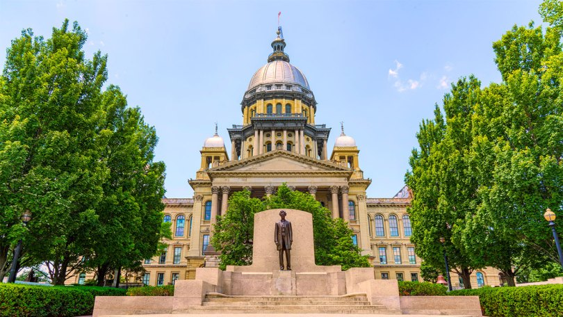 The State Capitals: Illinois