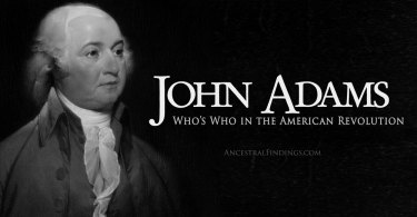 Who's Who in the American Revolution: John Adams