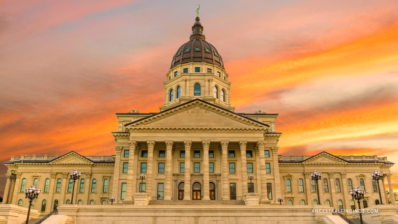 The State Capitals: Kansas