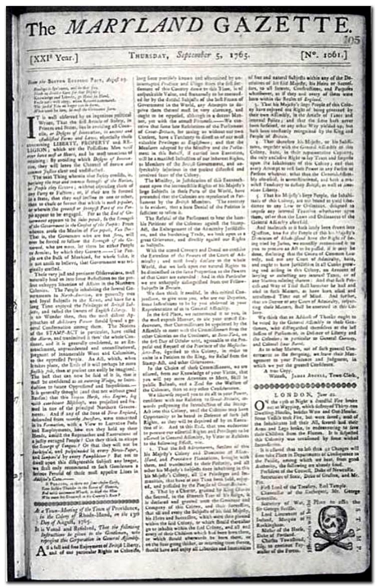 Maryland Gazette