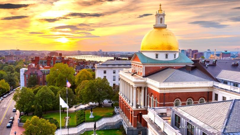The State Capitals: Massachusetts