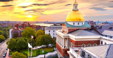 The State Capitals: Massachusetts