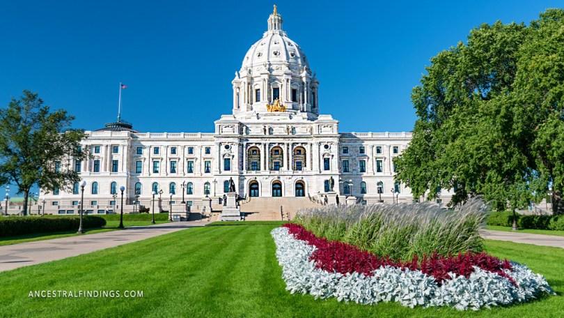 The State Capitals: Minnesota