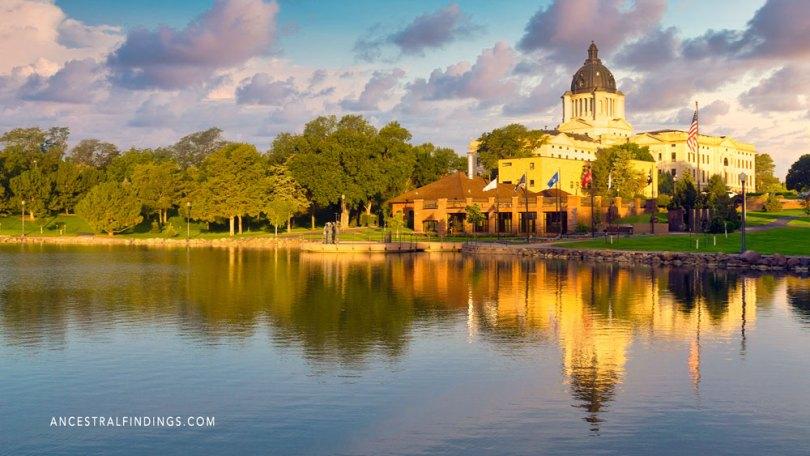 The State Capitals: South Dakota