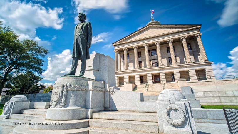 The State Capitals: Tennessee