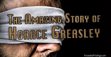 The Amazing Story of Horace Greasley