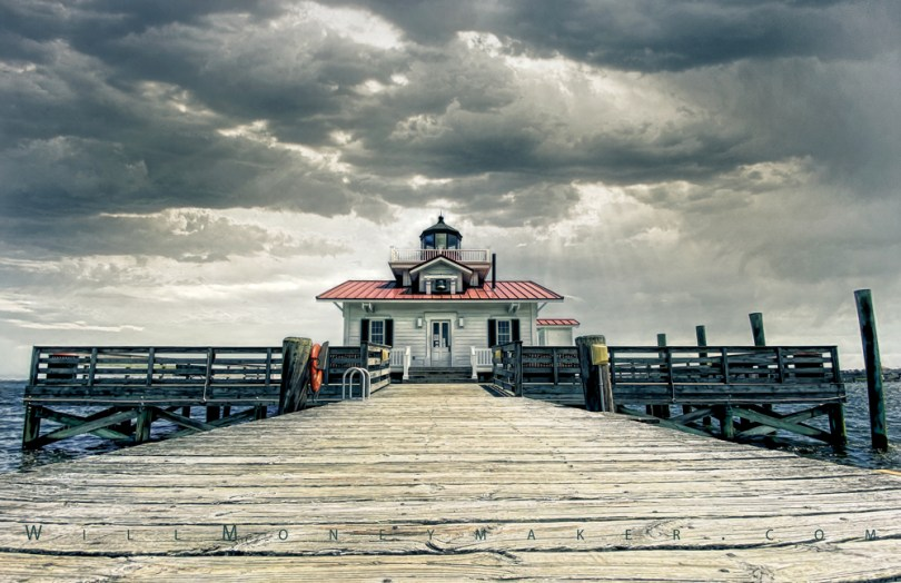 A History of the Roanoke Marshes Lighthouse