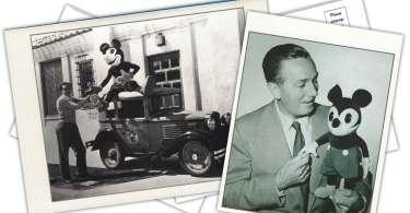 Mickey Mouse: Walt Disney an American Icon