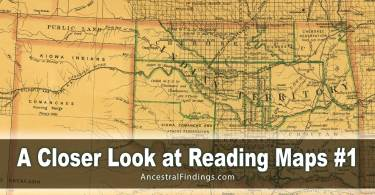 A Closer Look at Reading Maps #1