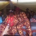 oluwo faniyi fasola with Omo Arinu