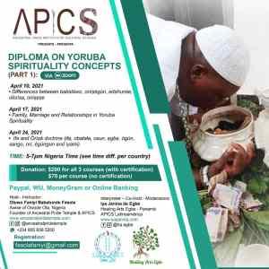 Diploma_on_yoruba_Spirituality_concepts