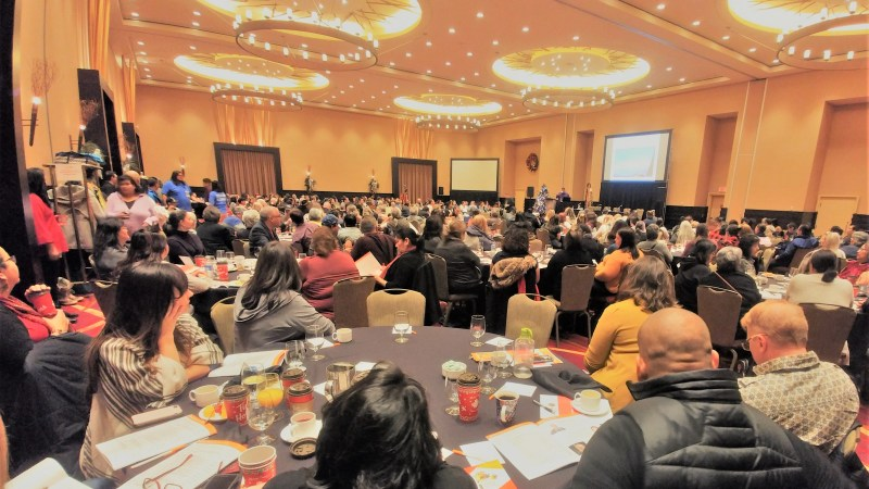 Reflections on the 2019 Indigenous Child and Family Well Being Conference