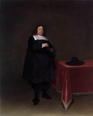 El burgomaestre Jan van Duren