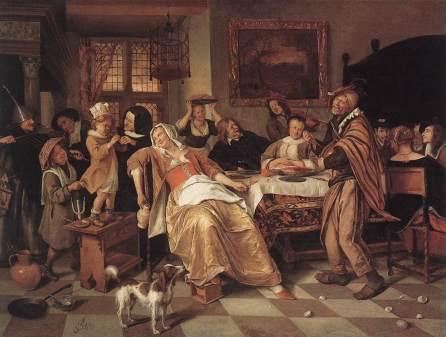 La fiesta de la habichuela