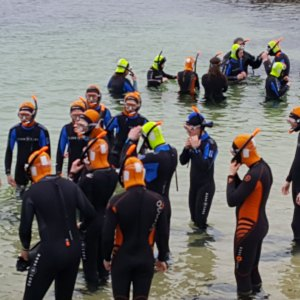 Snorkelling for under 16s - An Cheathrú Rua