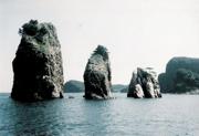 海士町 三郎岩