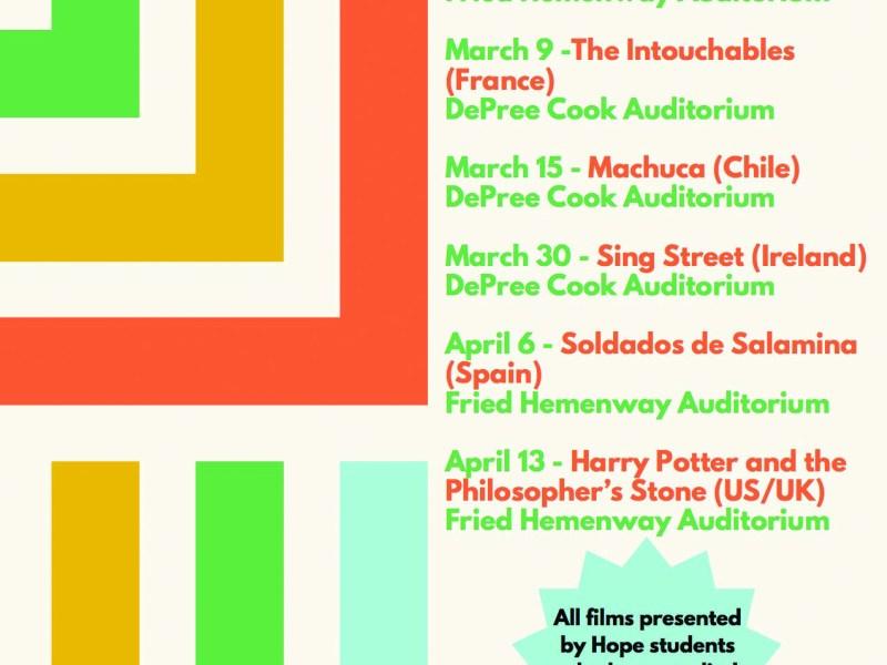 Film Schedule (1)