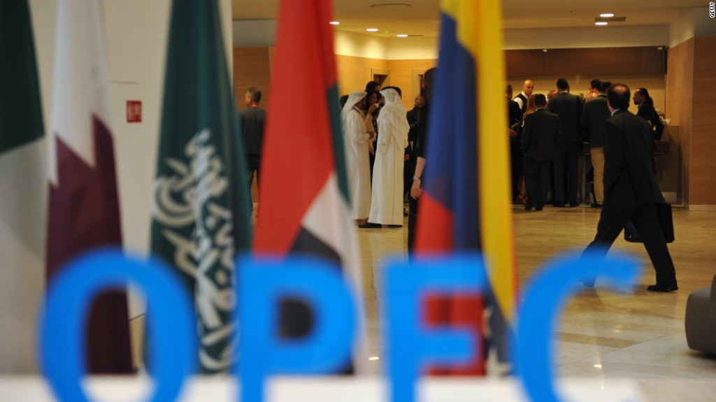 OPEC May Set Output Quotas For Nigeria, Libya - Oman