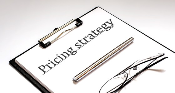 Your price strategy is critical for determining how to increase prices