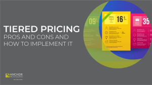Tiered pricing pros and cons