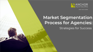 A market segmentation process is fundamental to develop your sales potential as an agency and service business. The benefits are not only financial.
