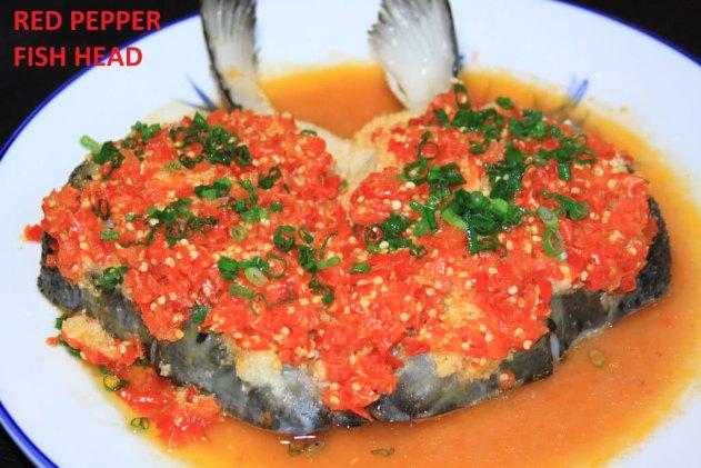 Red Pepper Fish Fillets