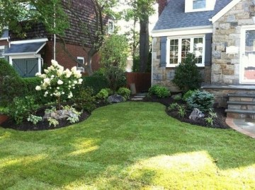 Amazing Front Yard Design Ideas that Makes You Never Want to Leave 03
