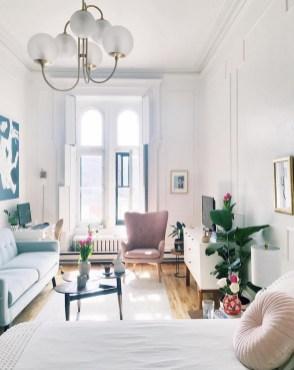 Amazing Ideas Decorating Studio Apartment 02