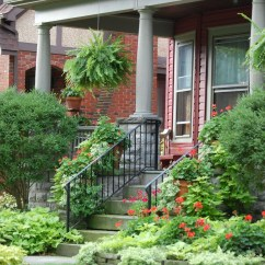 Beautiful Flower Garden for Your Front Yard 13