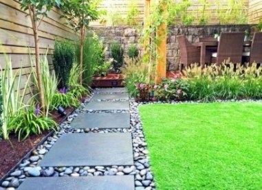 Beautiful Front Yard Landscaping Ideas On A Budget 27
