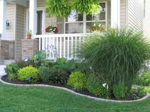 Beautiful Front Yard Landscaping Ideas On A Budget 71