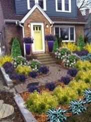 Beautiful Front Yard Landscaping Ideas On A Budget 75