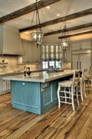 Best DIY Farmhouse Kitchen Decorating Ideas 10