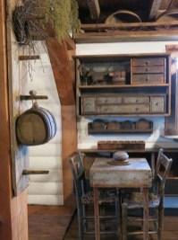 Best DIY Farmhouse Kitchen Decorating Ideas 36