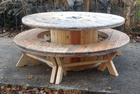 Best Inspiration for DIY Recycled Furniture 06