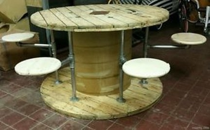 Best Inspiration for DIY Recycled Furniture 45