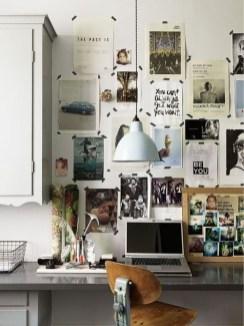 Bohemian Office Decor Inspiration 05