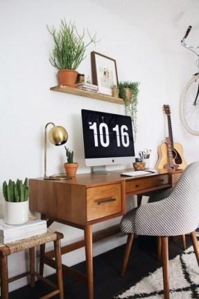 Bohemian Office Decor Inspiration 18