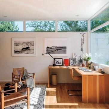 Bohemian Office Decor Inspiration 26
