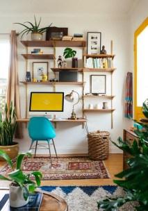 Bohemian Office Decor Inspiration 41
