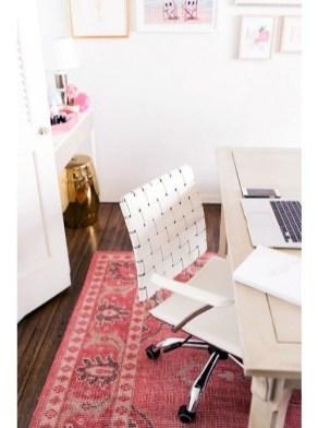 Bohemian Office Decor Inspiration 43