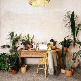 Bohemian Office Decor Inspiration 47