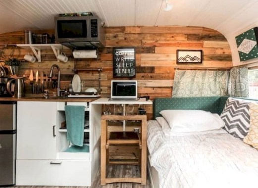Brilliant Camper Van Conversion for Perfect Outdoor Experience 06