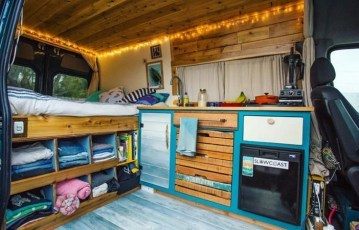 Brilliant Camper Van Conversion for Perfect Outdoor Experience 15