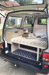 Brilliant Camper Van Conversion for Perfect Outdoor Experience 21