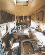 Brilliant Camper Van Conversion for Perfect Outdoor Experience 42