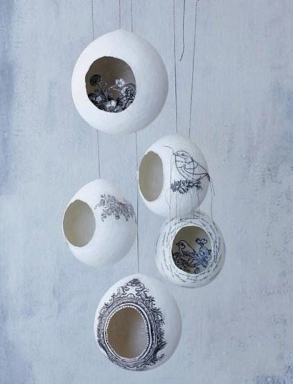 Brilliant DIY Egg Decorating Ideas 13