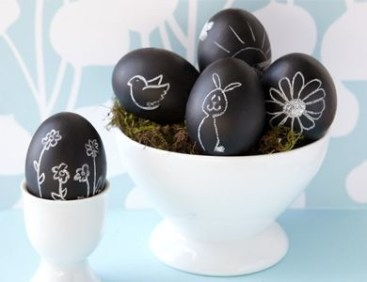 Brilliant DIY Egg Decorating Ideas 15